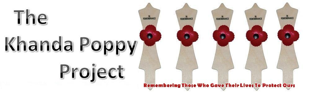 The Khanda Poppy Project